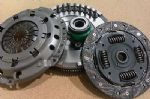 JAGUAR X TYPE 2.2 TDCI DUAL TO SOLID FLYWHEEL CONVERSION, CLUTCH, CSC, BOLTS